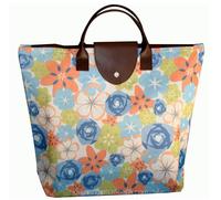 2015 Hot Sell cheap nylon foldable reusable shopping bag