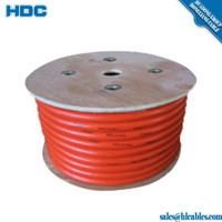 Flexible Copper Rubber Welding Cable or PVC Welding Cable