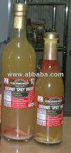 COCONUT HOT & SPICY VINEGAR - 100% Natural, Complete of amino acids