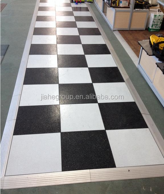 Verrouillage plancher du salon tuile pvc piste de danse pp for Plancher pvc exterieur
