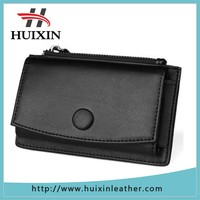 Smart Leather name card wallet with bag
