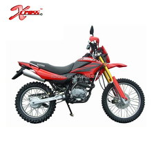 Top quality 200cc Brozz Dirt Bike with Invert Shock Absorber For Sale MXO200B