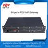 Best Quality VoIP FXS Gateway, 64 ports FXS/FXO VoIP gateway sip, sip to pstn gateway free