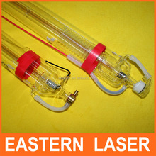 Two Laser 100w CO2 Tubes And Two Laser Heads \ China Cutting Machinery