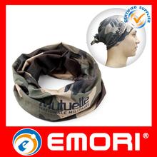 Audit Manufacturer Multifunctional Seamless Tube Bandana Headwear