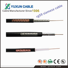 coaxial cable manufacturer provide excellent rg59 power cable