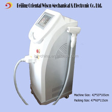 popular 808nm laser salon machine for permanent hair removal