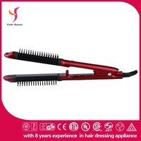 Hot sale multifunctional electric round hair brush
