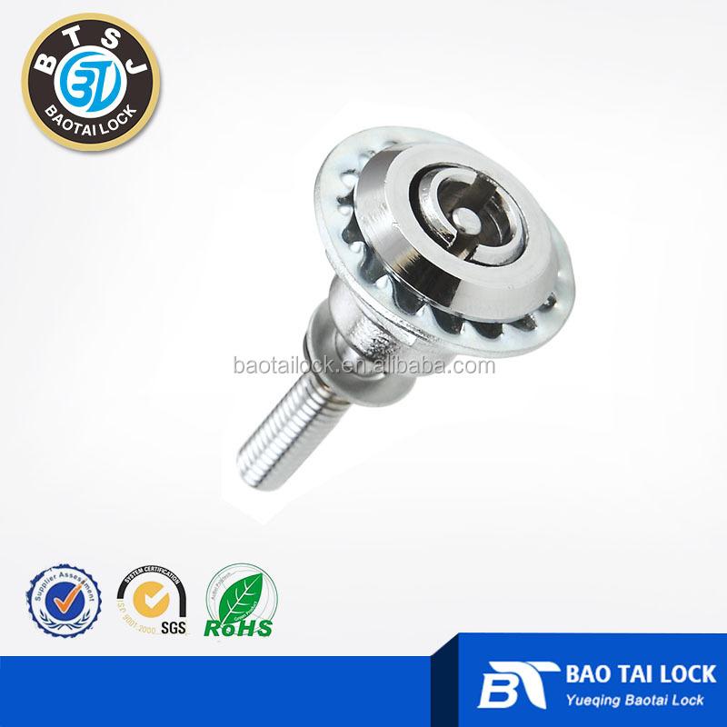 Cam lock mechanism new design round zinc alloy cabinet