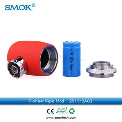 Top selling best smoktech epipe mod mechanical mod pioneer epipe mod electronic cigarette epipe