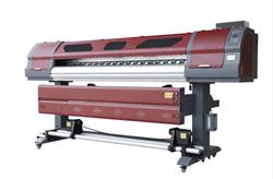 1.8m digital flex banner printing machine price for photo banner vinyl canvas SS-1971-R