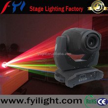 2015 Hot sale 1w RGB moving head multi color laser/mini laser light show projector