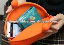 2012 New style Big silicone coin purse