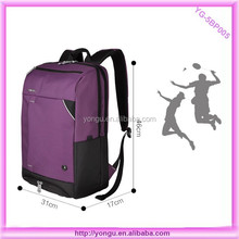gym bag shoe compartment sports back pack school bags