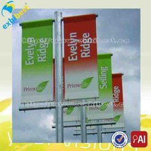 flag cloth banners, hanging street banner, hang up banner