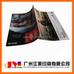 Cheap professional book/album/brochure/magazine/leaflet/flyer/poster printing factory