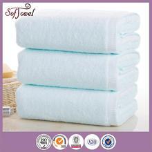 venta al por mayor de china toalla de algodón con dobby doble