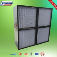 FD Large Airflow Medium Air Filter