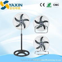 foshan factory wholesale price industrial electric stand fan