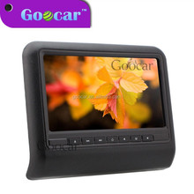10 inch Portable Universal Headrest monitor with DVD player Car Back Seat LCD Monitor