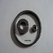 insert wire mesh graphite exhaust seal O-ring gasket