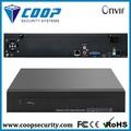 Cámara de vigilancia del sistema 1.5u 2 mac disco duro grabador de cámara dual stream 4 nvr de canal