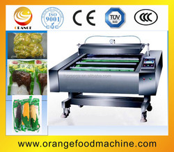 hot sale automatic factory offering fruit and vegetable vacuum packing machine