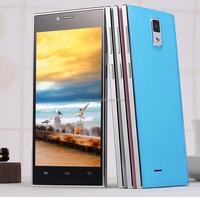 2015 Shenzhen 5.0 inch Dual Core MTK6572 dual camera Android 4.4 Original wifi bluetooth 3G cdma+ gsm mobile phone