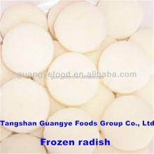 frozen food vegetable types of white radish