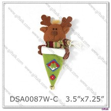 Christmas reindeer ornament christmas tree decoration