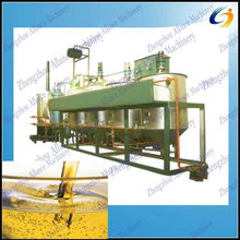 2014 Best price, good quality small scale edible oil refinery
