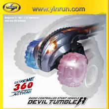 new style Devil Tumbler rc car rc stunt car