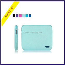 Waterproof Neoprene Laptop Sleeve Case Bag/Notebook Computer Case/Laptop Briefcase Carrying Bag for Wholesale