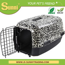 Hot selling fashion high quality plastic dog kennel prices