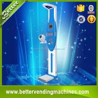 Hot Sale Height Weight BMI Blood Pressure Machine