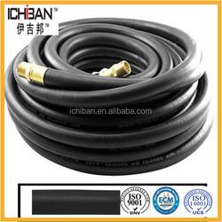Large diameter rubber hose heat resistant silicone rubber vacuum hose high pressure steam rubber hose
