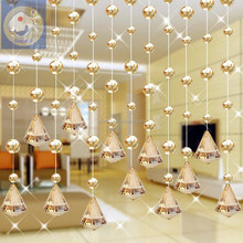 hot sale cheap crystal bead curtain for room decoration