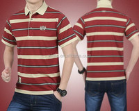 Modern new arrival men's polo shirts online shopping