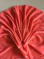 polyester comfirtable hand feel korea velvet fabric for drapery garment