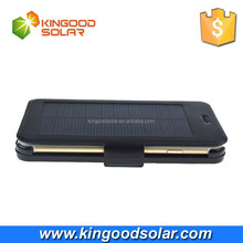 3500mAh solar charger solar powered cell phone case for iphone6 with MFI,CE certificate