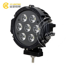 70W Cree led driving light super bright IP68 waterproof led car light with 1 year warranty