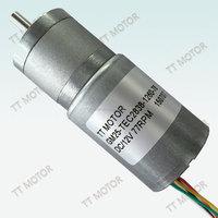GM25-TEC2838 of BLDC gear motor