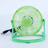 Mini USB Portable Desktop PC Laptop Cooler Cooling Desk Fan Colorful Desk Fans