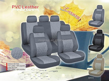 luxury elegance PVC Leather for all seasons full set Car Seat Cover