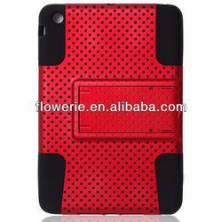 FL2402 2013 Guangzhou wholesale combo case for ipad mini