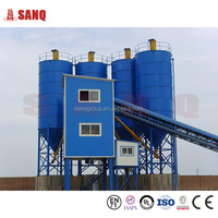 HZS Series &YHZS Series Concrete Mixing and Batching Plant 90m3/h HZS90