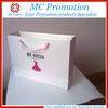 fashion lanyard handles paper bag