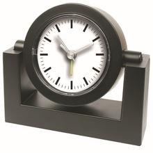 Guangzhou Quartz Plastic Cheap Table Alarm Clock for sale
