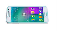high clear tempered glass cell phone screen protector for galaxy s5