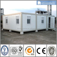 Prefab Waterproof Solid Galvanized Flat Pack Storage Container
